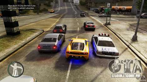 Traffic Load [Final] para GTA 4