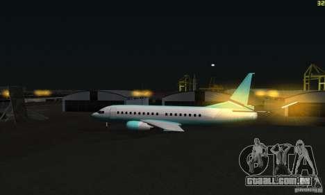 AT-400 em todos os aeroportos para GTA San Andreas
