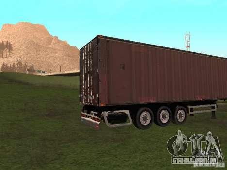 Novo trailer para o motor de GTA San Andreas