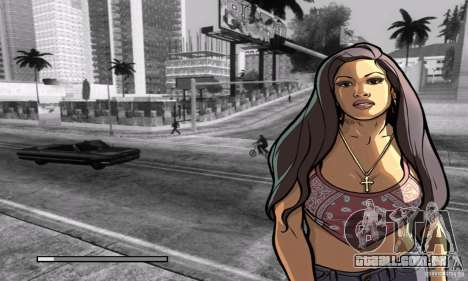 Loadscreens in GTA-IV Style para GTA San Andreas sétima tela