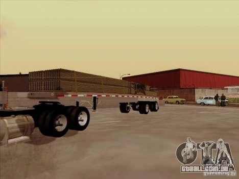 Trailer Artict1 para GTA San Andreas