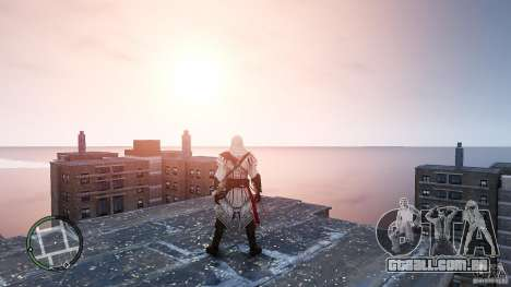 Assassins Creed II Ezio para GTA 4 segundo screenshot