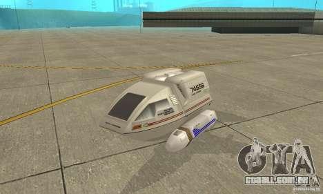 Shuttle-NCC-74656 para GTA San Andreas