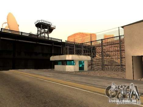 Prison Mod para GTA San Andreas terceira tela