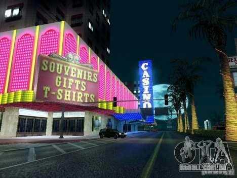 ENBSeries v1 para GTA San Andreas décima primeira imagem de tela