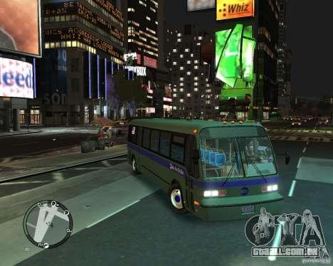 MTA NYC bus para GTA 4