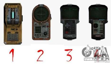 Detector de s. l. a. t. k. e. R # 4 para GTA San Andreas