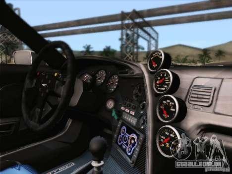 Toyota Supra TRD3000GT v2 para GTA San Andreas
