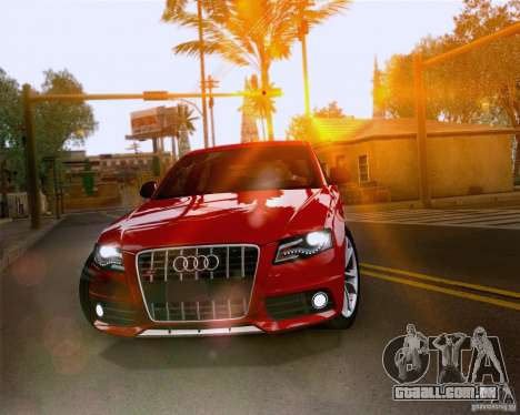 ENBSeries by ibilnaz v 3.0 para GTA San Andreas nono tela