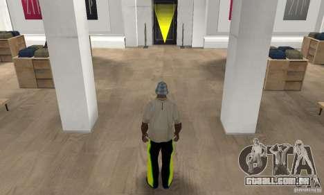 Calças para GTA San Andreas terceira tela