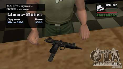 Montagem de HD para GTA San Andreas sétima tela