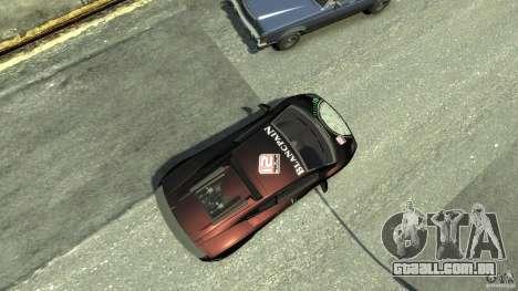 Lamborghini Gallardo SE Threep Edition [EPM] para GTA 4 vista direita