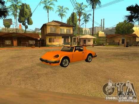Spawn de carros para GTA San Andreas oitavo tela