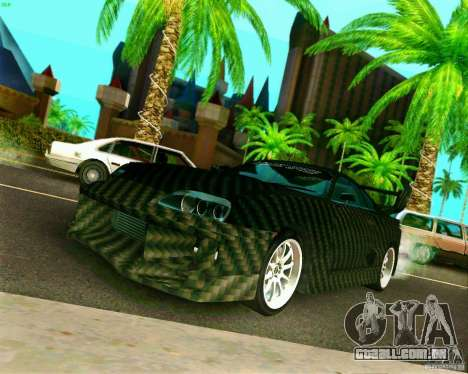 Toyota Supra Carbon para GTA San Andreas