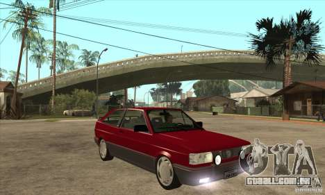 Volkswagen Gol GTS 1994 para GTA San Andreas vista traseira