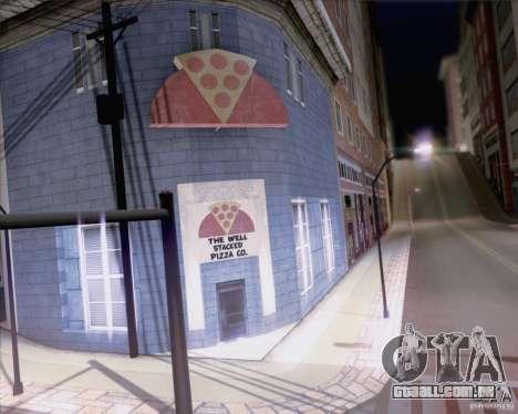 SA_NGGE ENBSeries v 1.1 para GTA San Andreas sexta tela
