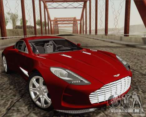 New Carcols para GTA San Andreas sétima tela