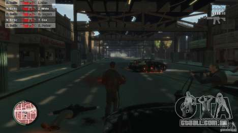 First Person Shooter Mod para GTA 4