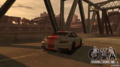 Porsche 911 GT2 para GTA 4 esquerda vista