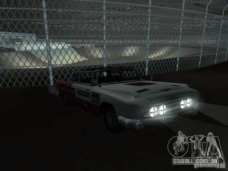 Bloodring Banger (A) de Gta Vice City para GTA San Andreas vista superior