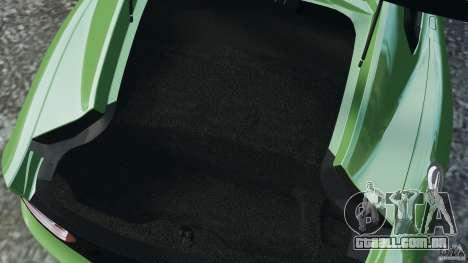 SRT Viper GTS 2013 para GTA 4 vista inferior
