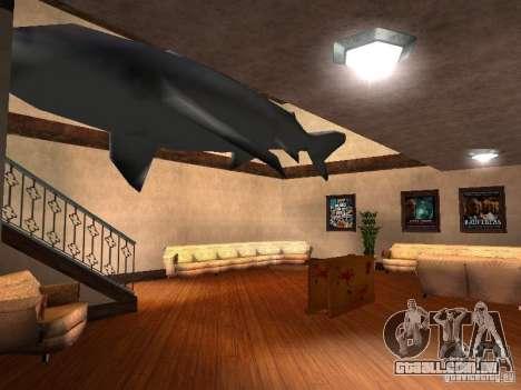 GTA Museum para GTA San Andreas sétima tela