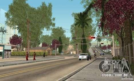Green Piece v1.0 para GTA San Andreas
