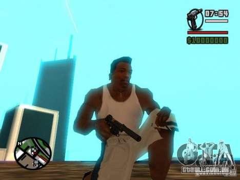 Gangster Weapon Pack para GTA San Andreas segunda tela