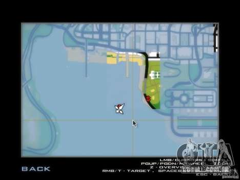 Biblioteca-mapa de Point Blank para GTA San Andreas sexta tela