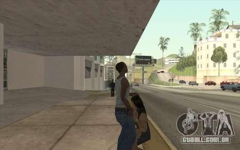 Blow Job para GTA San Andreas segunda tela
