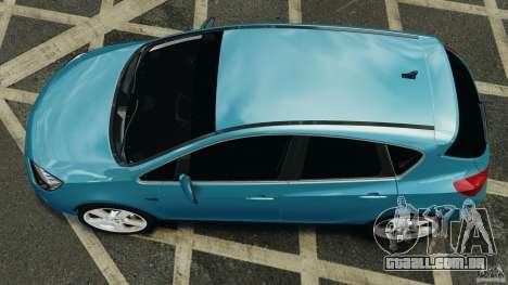 Opel Astra 2010 v2.0 para GTA 4 vista direita