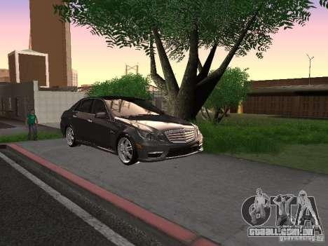 ENB Series by JudasVladislav v2.1 para GTA San Andreas quinto tela