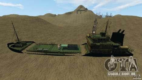 Desert Rally+Boat para GTA 4 terceira tela