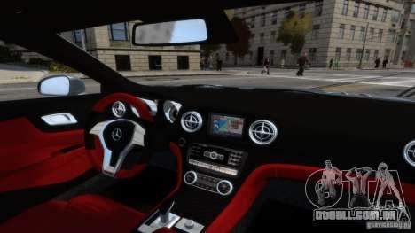 Mercedes-Benz SL 350 2013 v1.0 para GTA 4 vista lateral