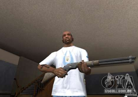 Weapon Pack by viter para GTA San Andreas décimo tela