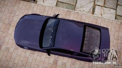 Ford Mustang para GTA 4 vista direita