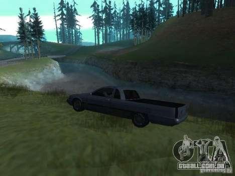 Novo Picador para GTA San Andreas vista direita