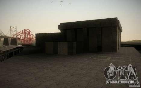 SF Army Re-Textured ll Final Edition para GTA San Andreas sexta tela