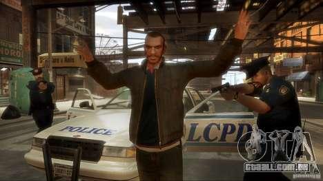 Imagens de inicialização no estilo do GTA IV para GTA San Andreas terceira tela