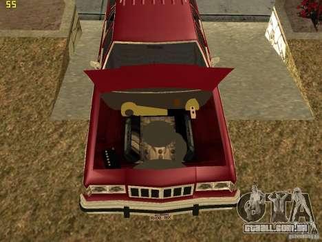 Mercury Grand Marquis Colony Park para GTA San Andreas vista direita