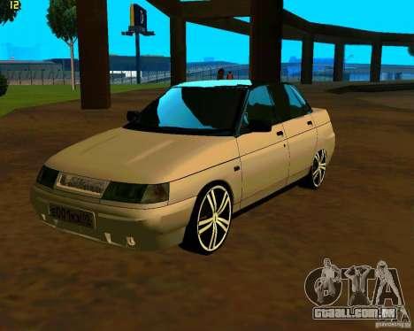 VAZ-2110 carro Tuning para GTA San Andreas