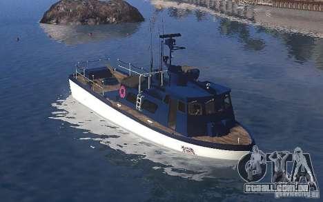Coast Guard Patrol para GTA 4