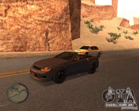 Feltzer do GTA 4 para GTA San Andreas