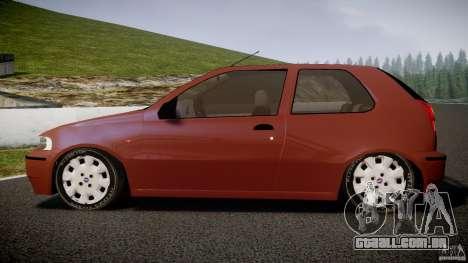 Fiat Palio 1.6 para GTA 4 esquerda vista