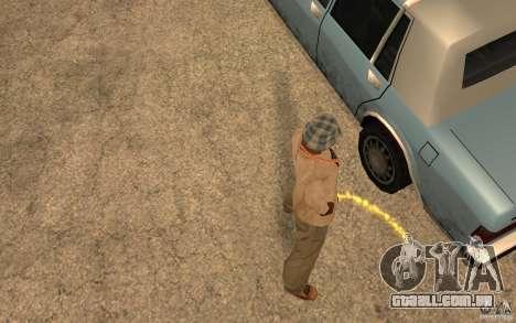 Life para GTA San Andreas terceira tela