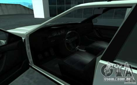 Lingote de GTA 4 para GTA San Andreas vista interior