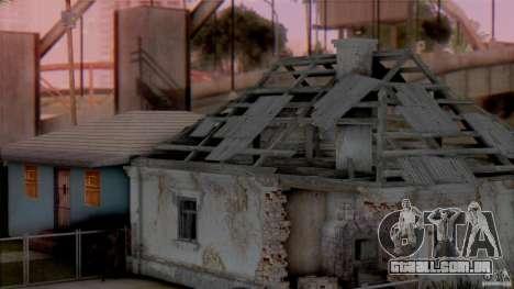 SA Beautiful Realistic Graphics 1.7 BETA para GTA San Andreas décima primeira imagem de tela