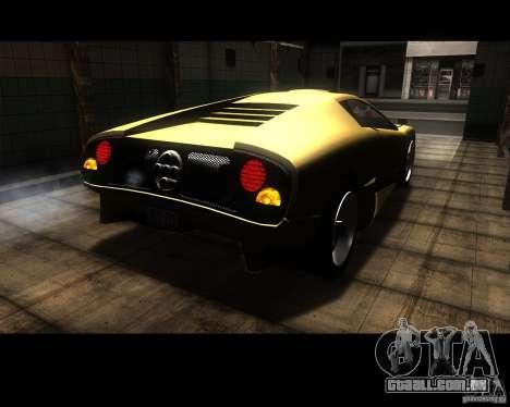 IV HQLM v2.1 para GTA San Andreas segunda tela