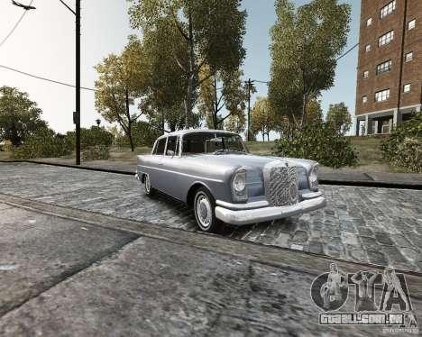 Mercedes-Benz W111 para GTA 4