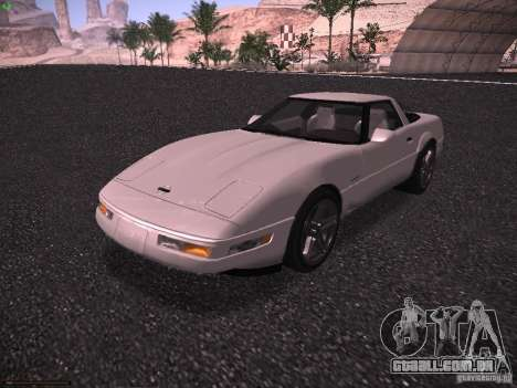 Chevrolet Corvette Grand Sport para GTA San Andreas